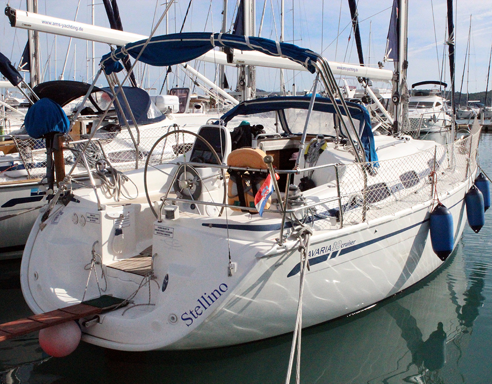 Bavaria 30 Cruiser, Stellino