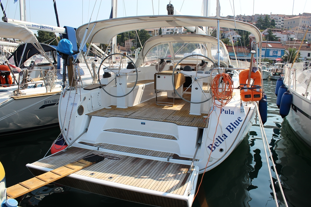 Bavaria Cruiser 45 - 4 cab. - Bella Blue