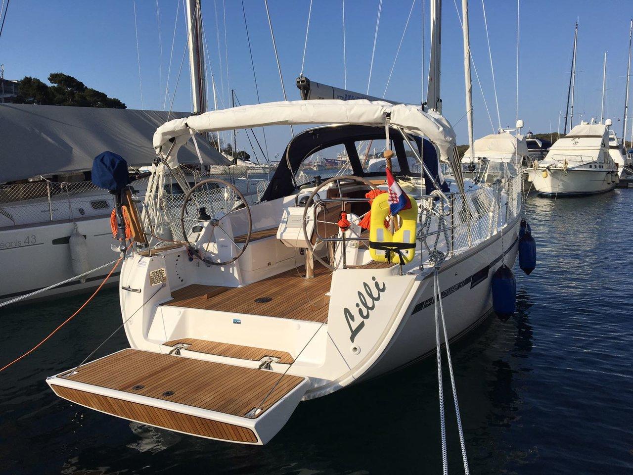 Bavaria Cruiser 37 - 3 cab. (2017) - Yachtclub Seget (Marina Baotić), Seget Donji