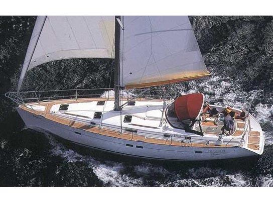 Oceanis Clipper 411 - 4 cab.
