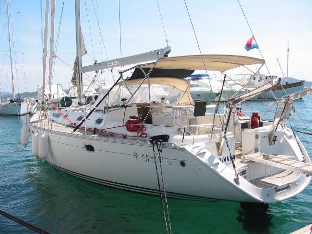 Sun Odyssey 52.2 - Julianna