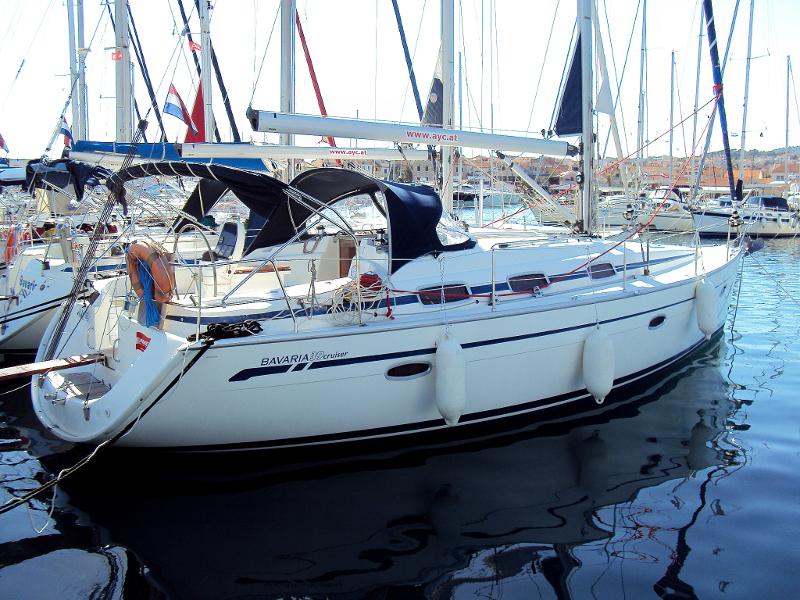Bavaria 39 Cruiser - Rolu