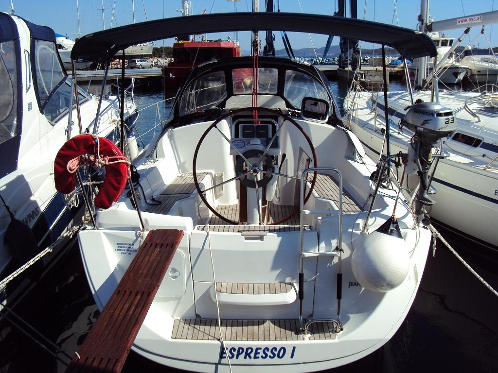 Sun Odyssey 30i - Espresso 2