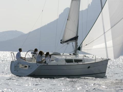 Sun Odyssey 32i - Ristretto 2