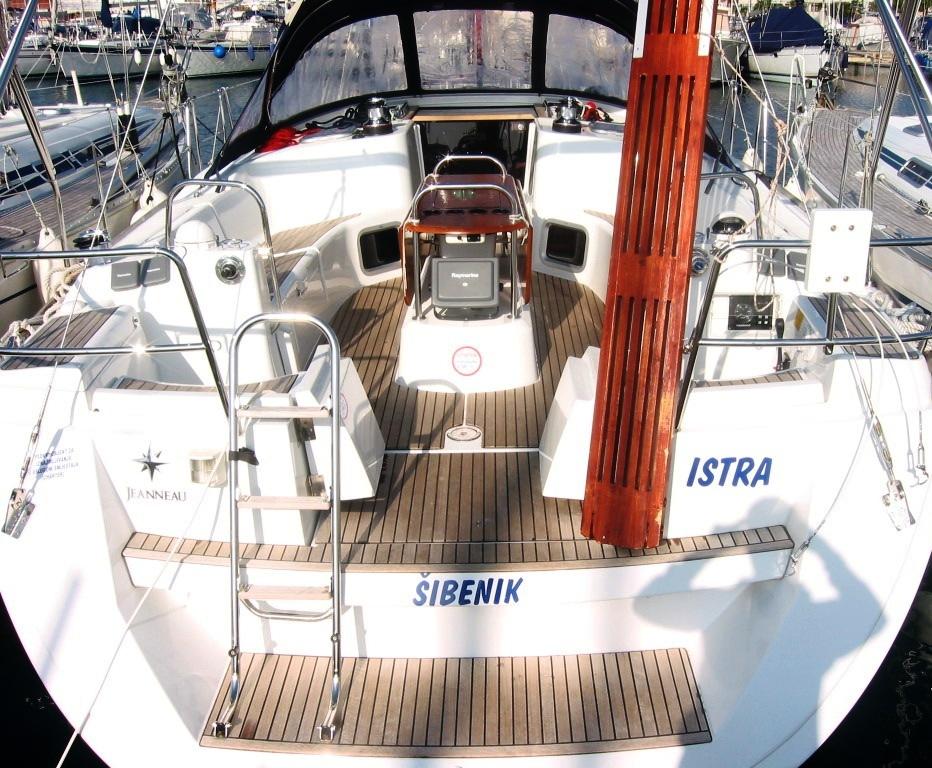 Sun Odyssey 44i - Istra