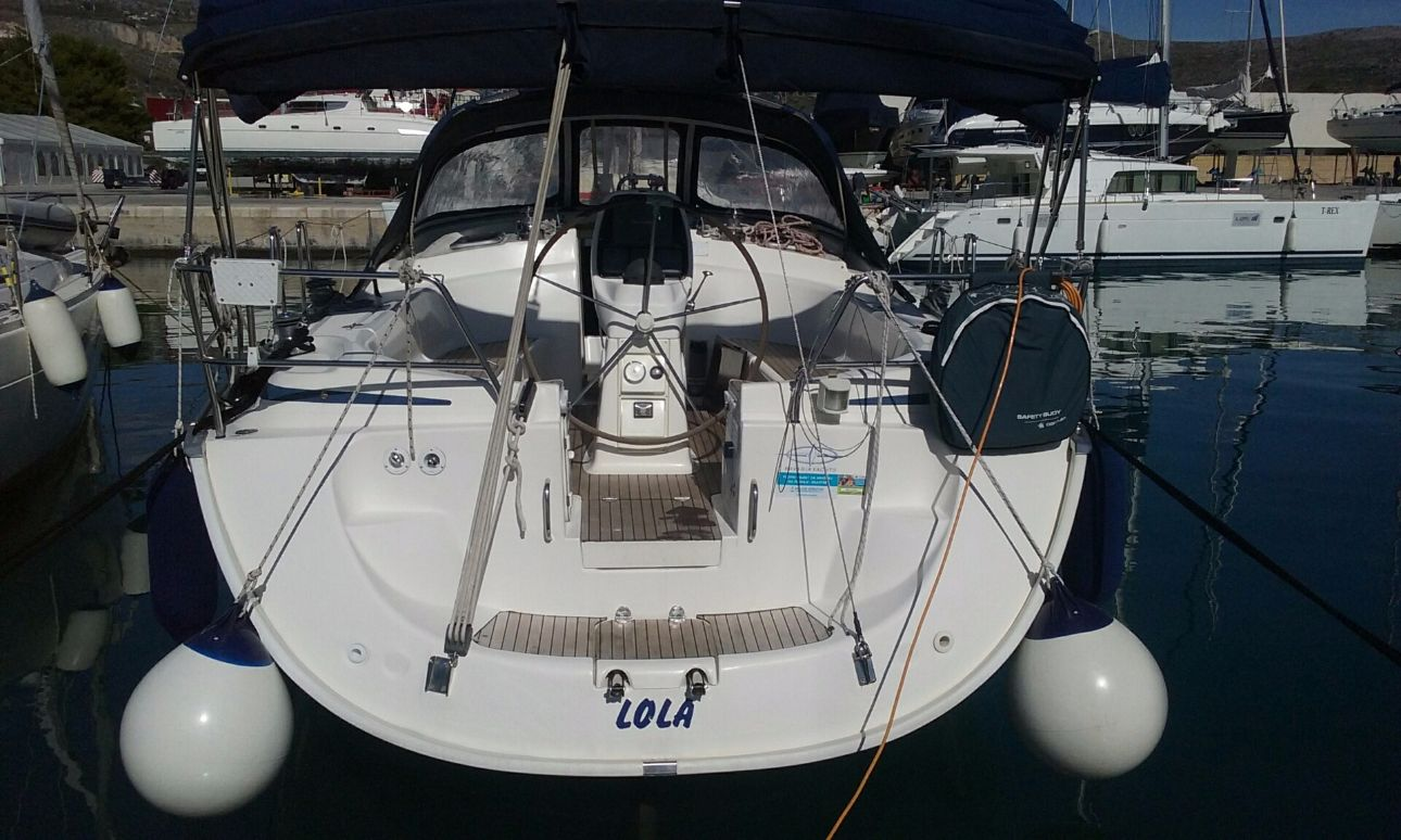 Bavaria 39 Cruiser, Lola