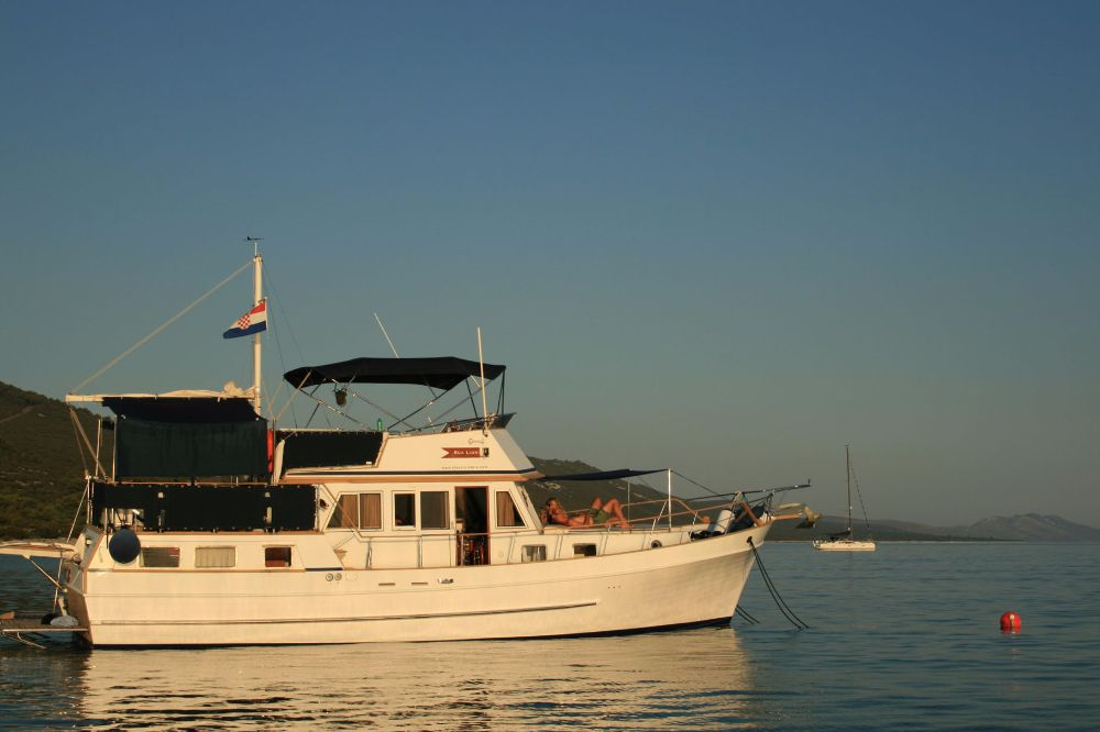 Trawler HAMPTON 42, Sea Lion