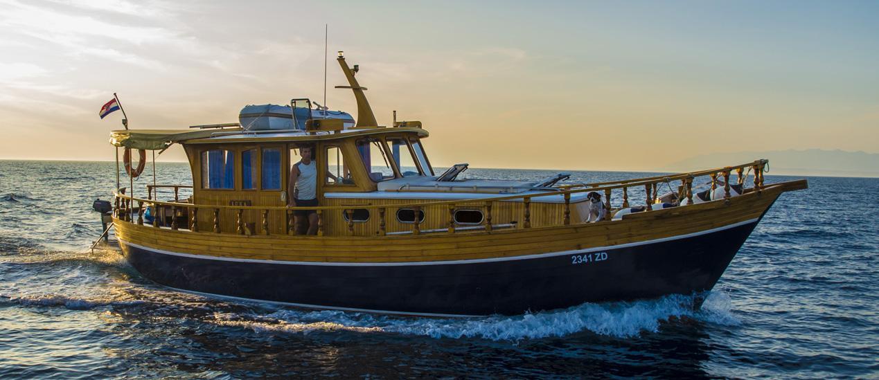 Yacht LUKA - Luka