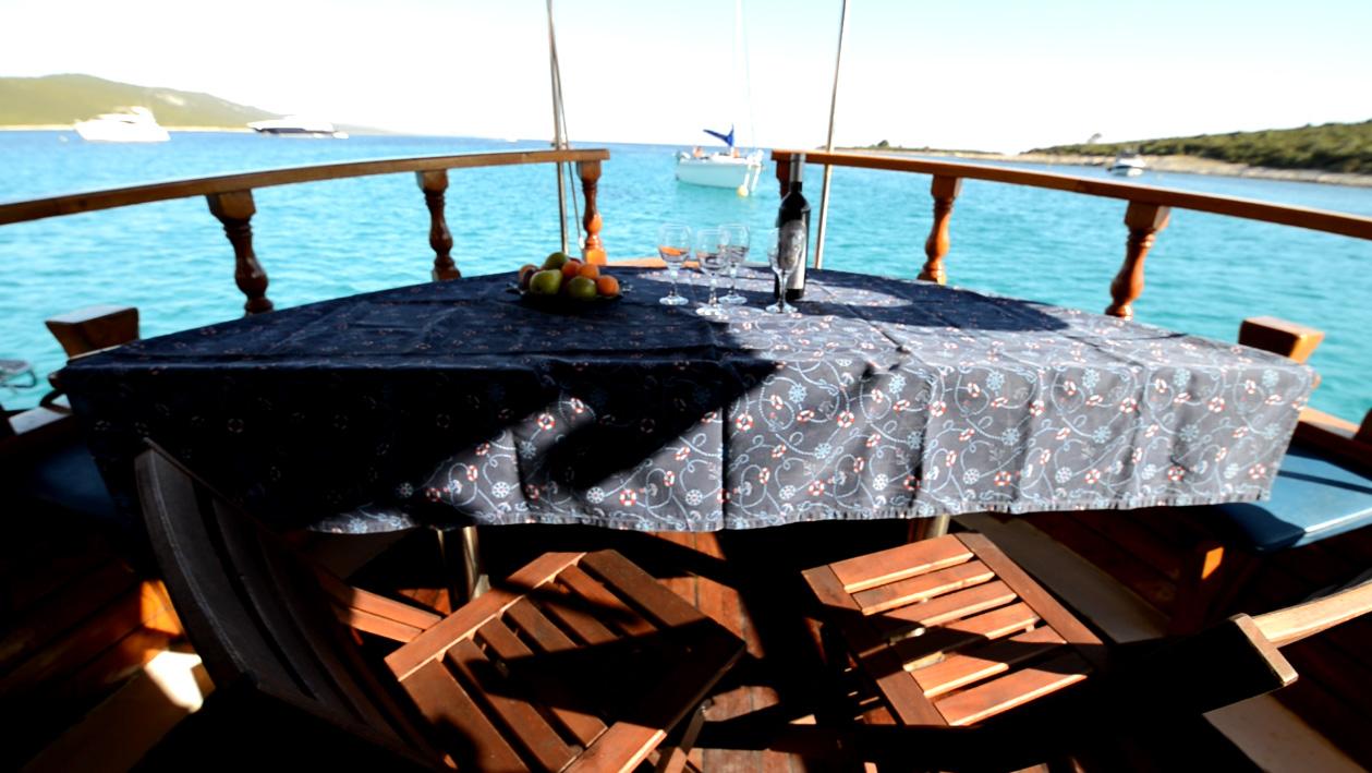 Yacht LUKA, Luka