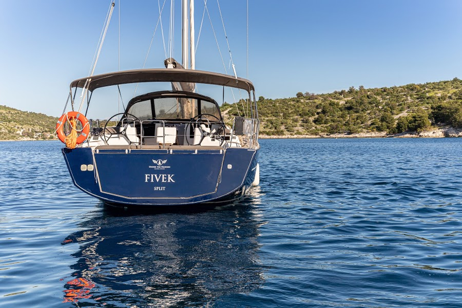 Dufour 460 GL - FIVEK - FULLY EQUIPPED
