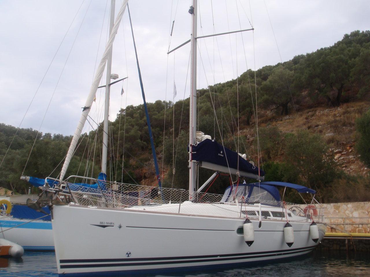 Sun Odyssey 42i - Billmaira