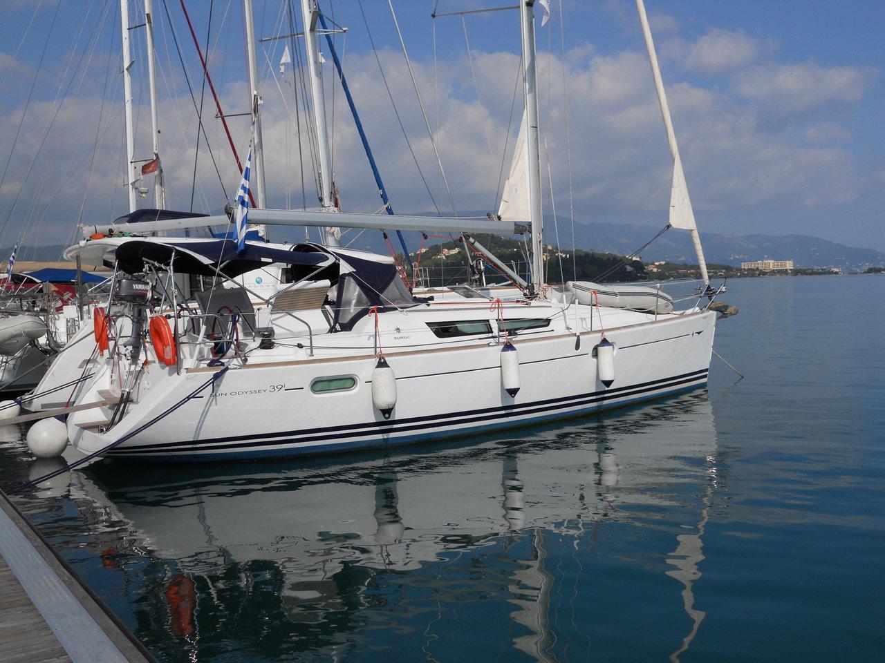 Sun Odyssey 39i - Nomad