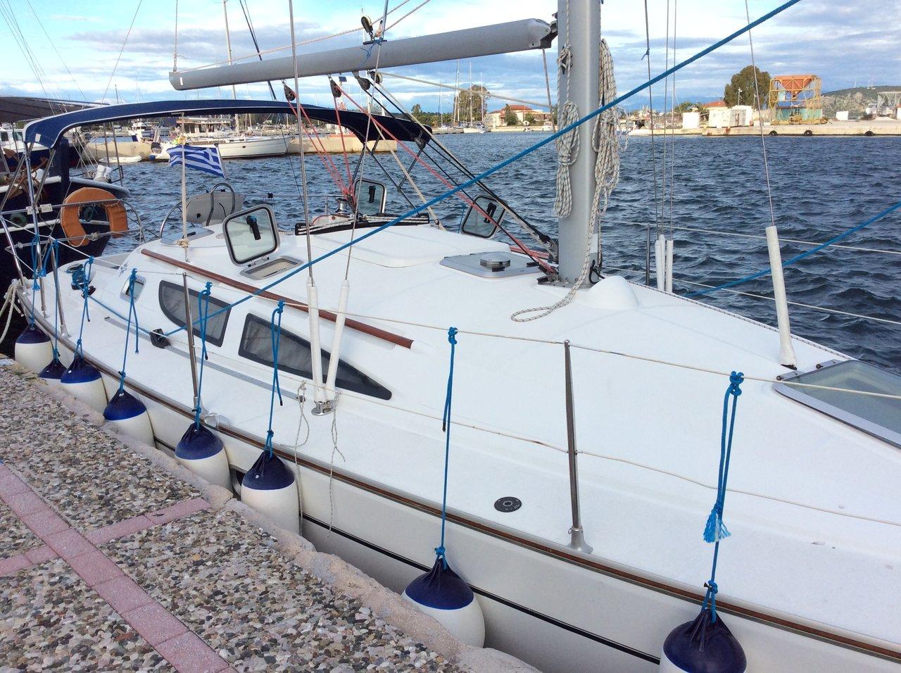 Sun Odyssey 35 - La Isla Bonita