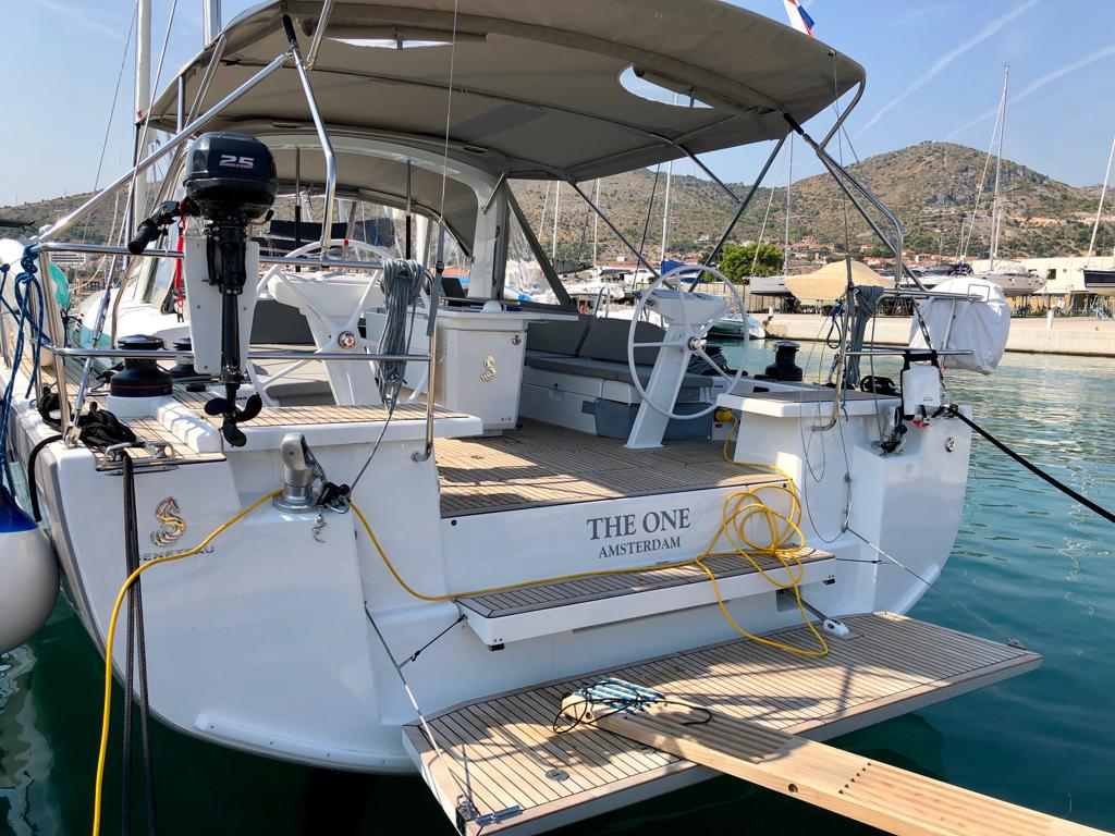 Oceanis 51.1 - The One