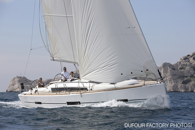 Dufour 412 GL - Amazing
