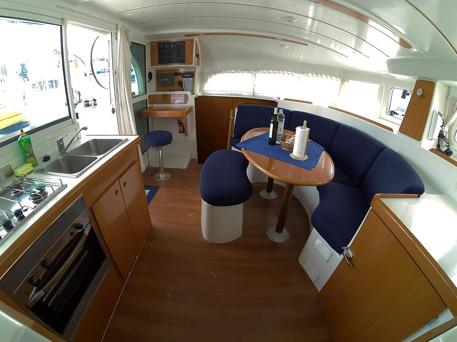 Lagoon 380 S2, Twixie