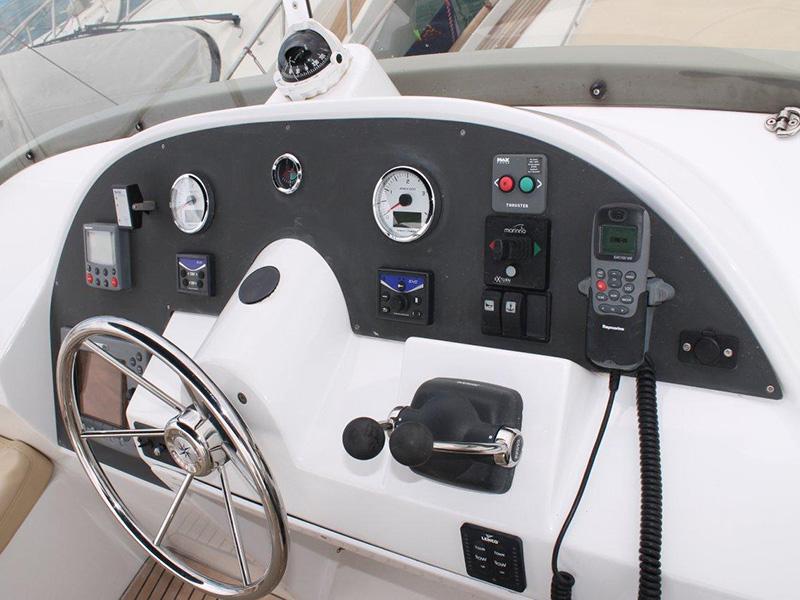 Swift Trawler 42, Moja Tri