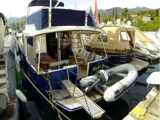Swift Trawler 42 Moja tri
