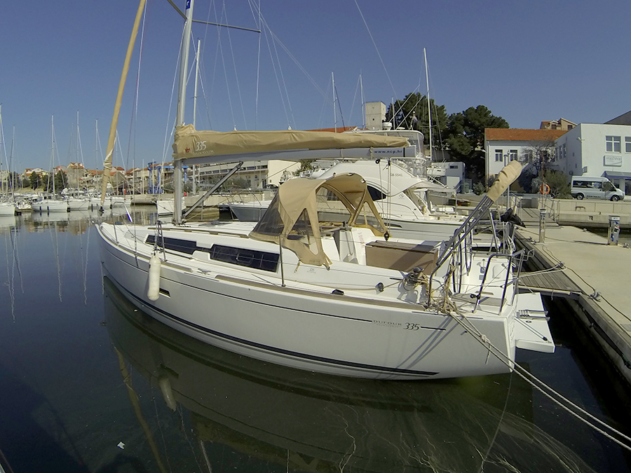 Dufour 335 GL (2014) - Marina Mandalina, Sibenik