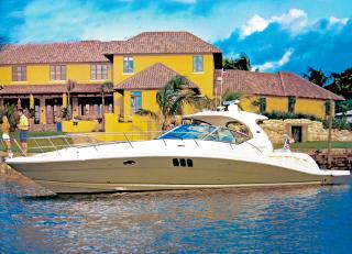 Sea Ray 455 Gandalf