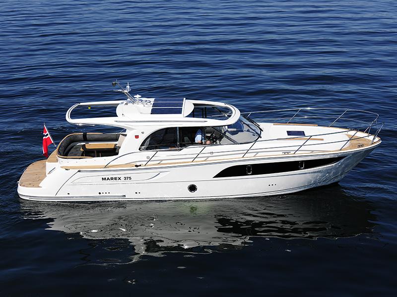 Marex 375, North Star