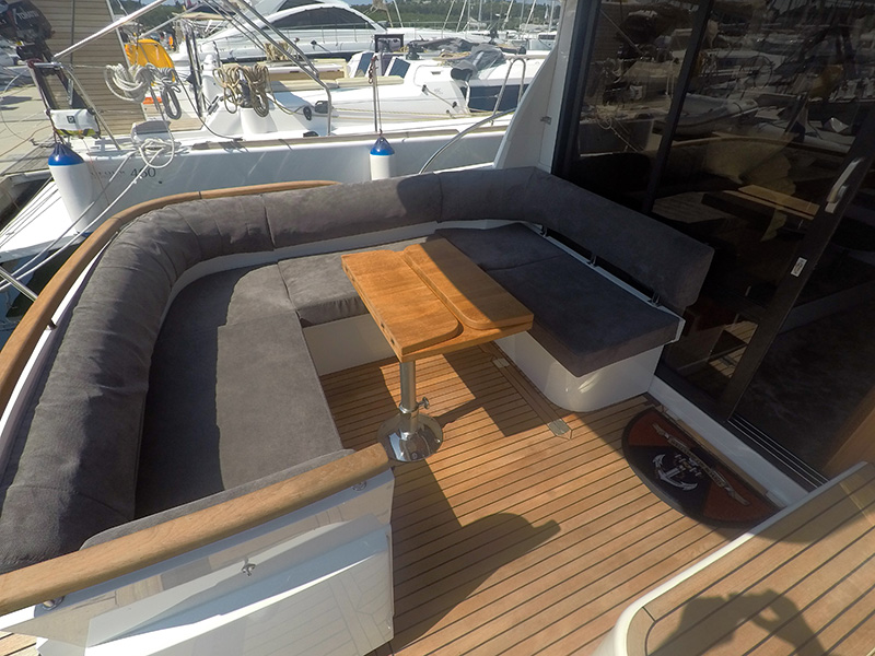 Marex 375, North Star