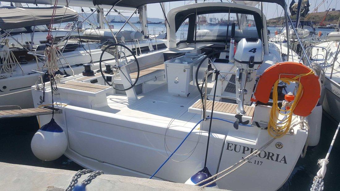 Oceanis 51.1 - 5 + 1 cab. - Euphoria