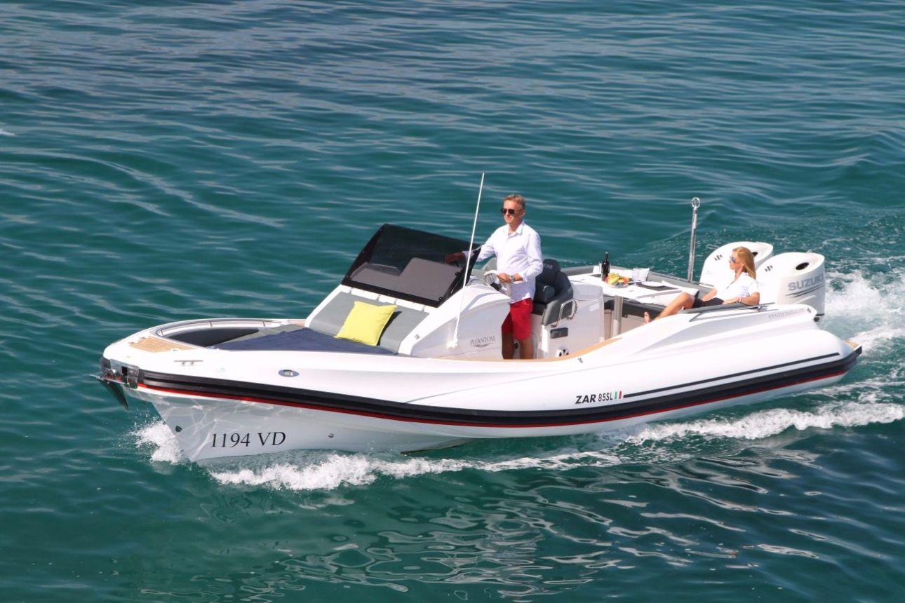 ZAR 85 Sport Luxury - 1 cab. - Phantom