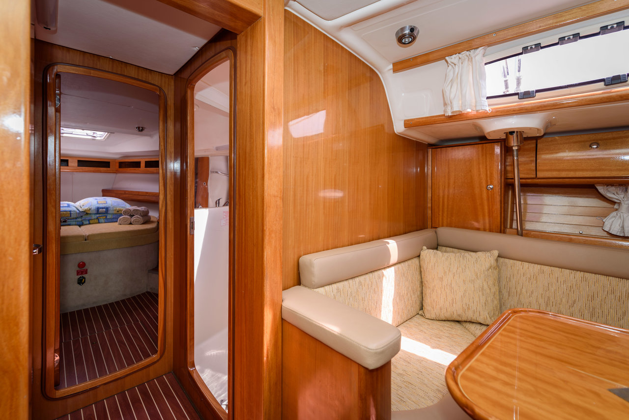 Bavaria 46 Cruiser, Galera