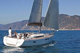 Sun Odyssey 479 - 4 cab. Pina