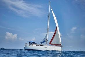 Sun Odyssey 36i, Cartagena