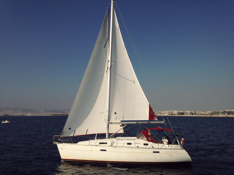 Oceanis Clipper 331