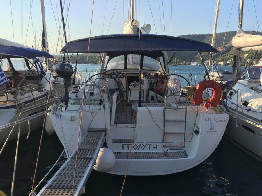 Oceanis 50 - 5 + 1 cab. - IPPOLITI