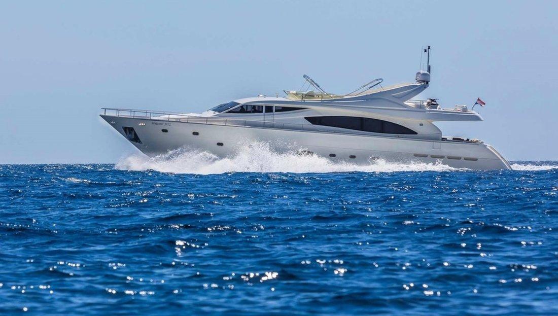 Ferretti Yachts 880 - Katarina