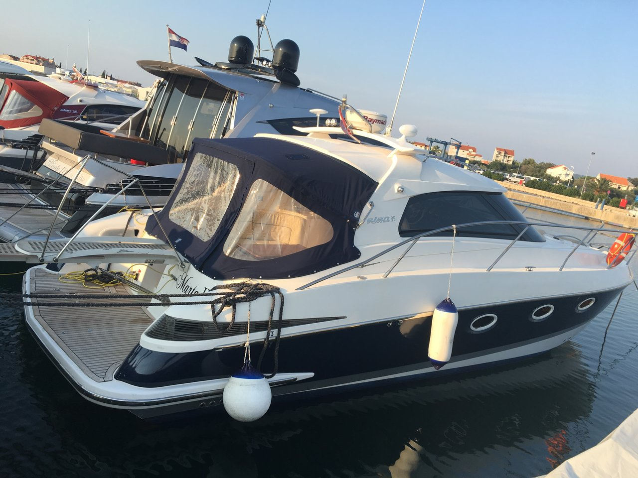Elan Power E35 Hard Top (Diesel) - Trogir, Croatia