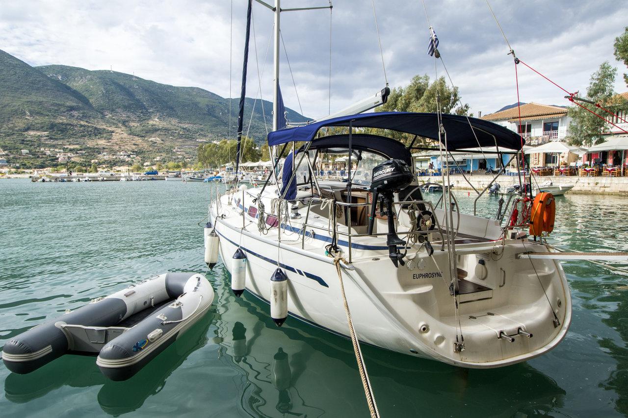 Bavaria 37 Cruiser - Euphrosyne