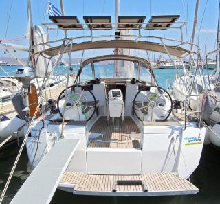 Sun Odyssey 419 - Olympic Yachting