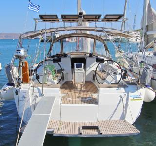 Sun Odyssey 449 - Olympic Yachting