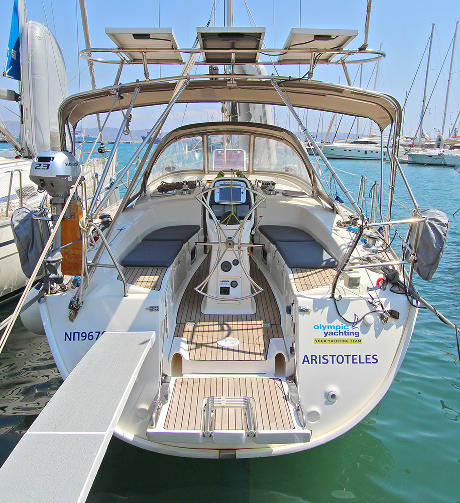 Bavaria 38 Cruiser - Aristoteles