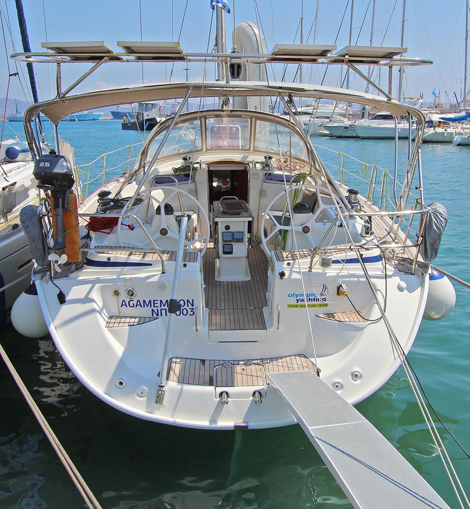 Bavaria 50 Cruiser - Agamemnon