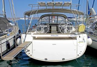 Bavaria Cruiser 55 - 5 cab. - Olympic Yachting