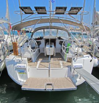 Sun Odyssey 509 - 5 cab. - Olympic Yachting