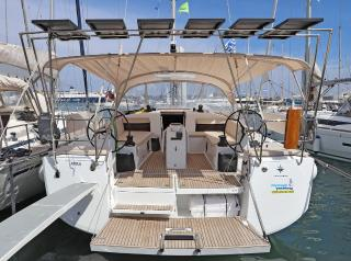 Sun Odyssey 490 - 5 cab. - Olympic Yachting