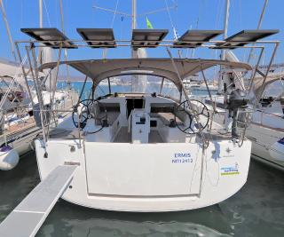 Sun Odyssey 440  - Olympic Yachting