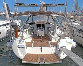 Sun Odyssey 479 - 4 cab. - Olympic Yachting