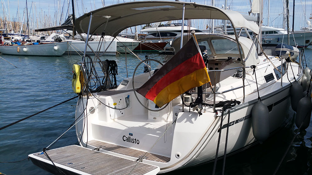 Bavaria Cruiser 33 - Callisto