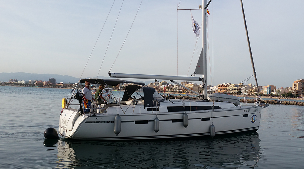 Bavaria Cruiser 41 - 3 cab. - Fireball