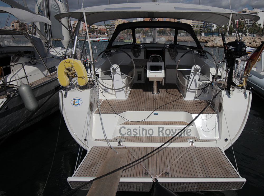 Bavaria Cruiser 46 - 4 cab. - Casino Royale