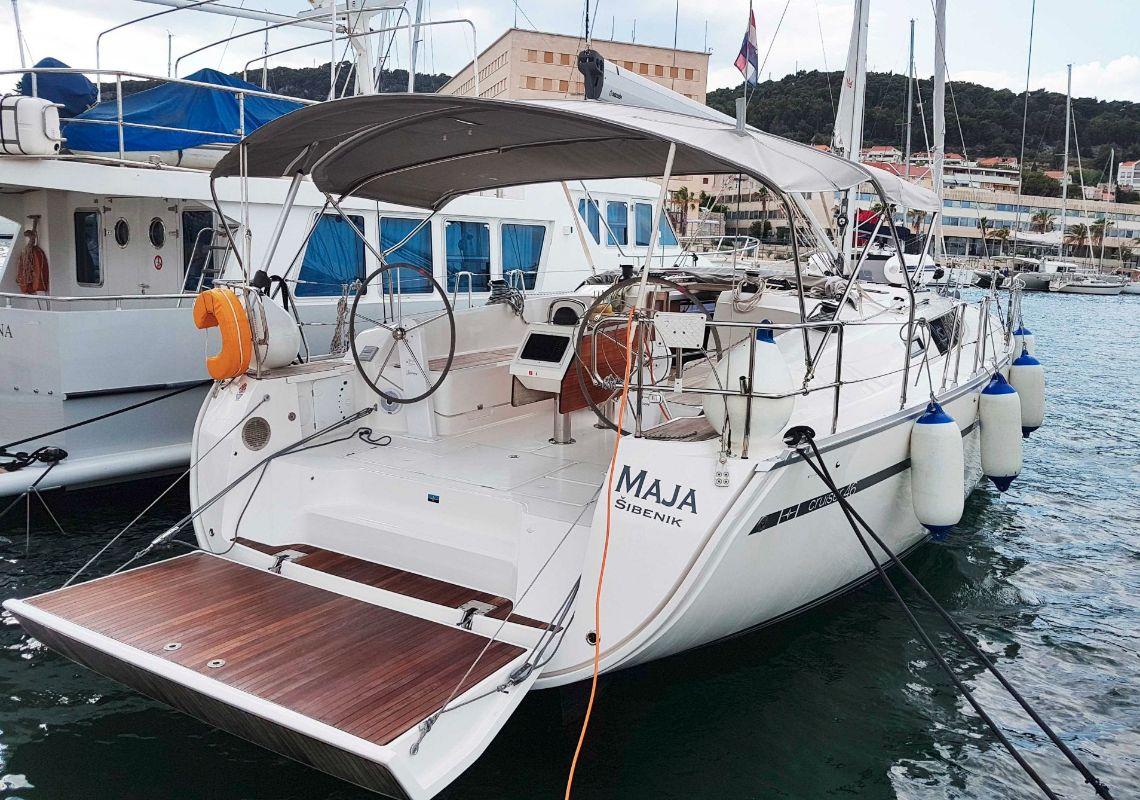 Bavaria Cruiser 46 - 4 cab. (2015) - Marina Split - ACI