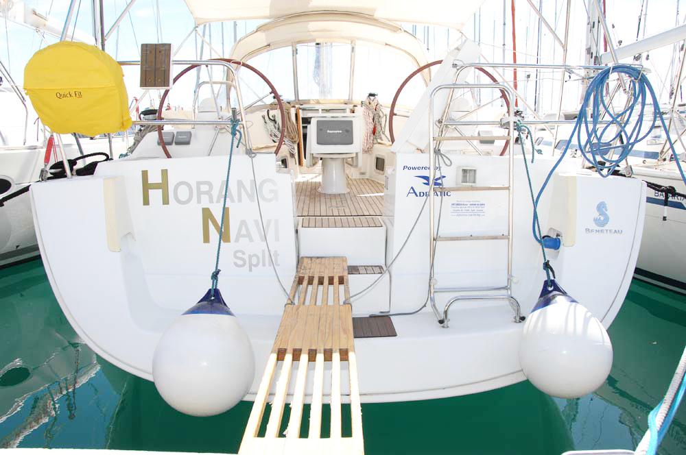 Oceanis 43, Horang Navi